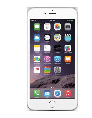 заміна скла iphone 6