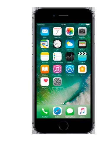 заміна скла iphone 6s
