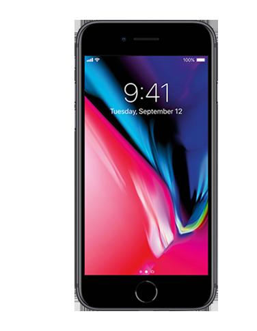 заміна скла iphone 8