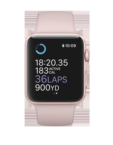 замена стекла apple watch series 1