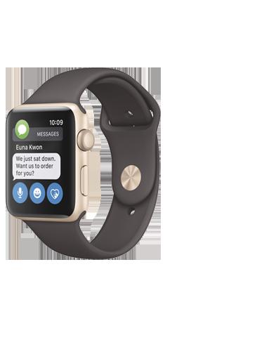 замена дисплея apple watch series 1