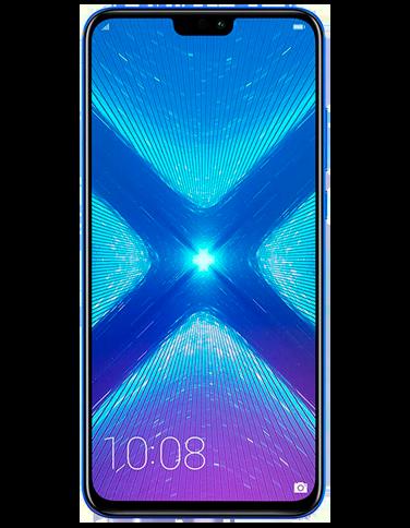 замена стекла 8X (2018)