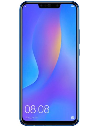 замена стекла Huawei P Smart Plus