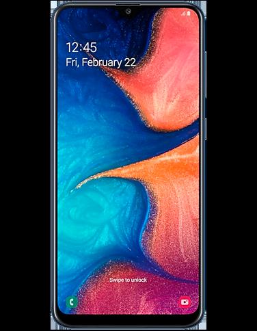 замена стекла Galaxy A20