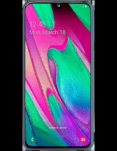 замена стекла Galaxy A40