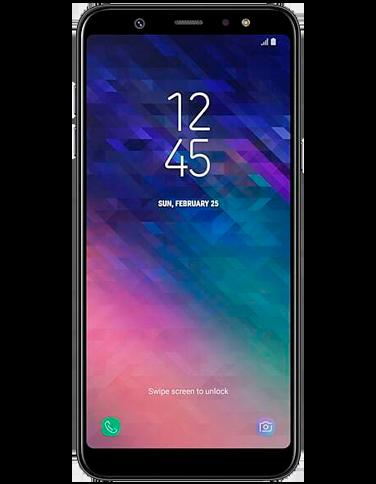замена стекла Galaxy A6+