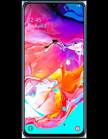 замена стекла Galaxy A70