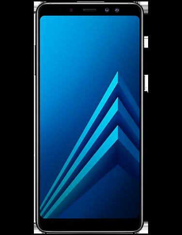 замена стекла Galaxy A8+