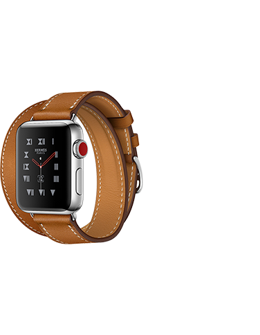 замена дисплея apple watch series 3