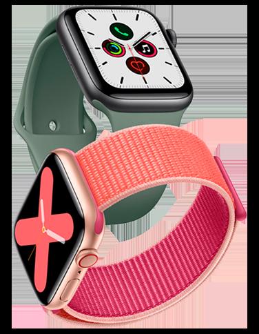 замена стекла apple watch series 5