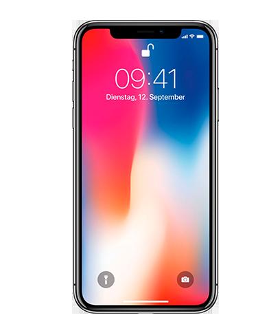 заміна скла iphone x