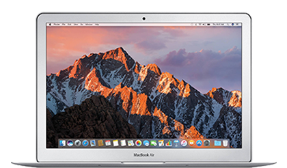 """MacBook Air 13"""", 2017 (A1466)"""