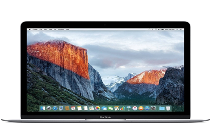 "MacBook 12"", Retina, Early 2016 (A1534)"