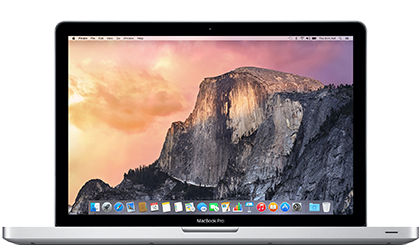 "MacBook Pro 15"", Retina, Early 2013 (A1398)"